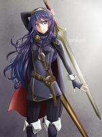 Lucina (Commission) by torakun14