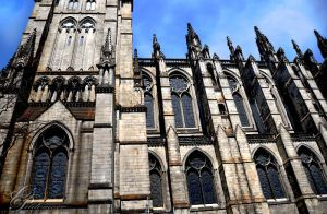Cathedral in Hgh Dynamic Range by deviouselite