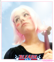 Yachiru Cosplay [Teaser] by Mannequin--Massacre