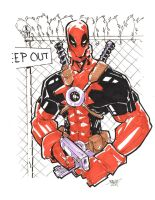 DEADpool...of the dead...ish by rantz