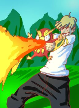 poke flame murder kill burn oh no by handsoutofmymouth
