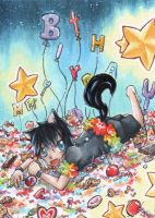 130th ACEO by Hime-chama