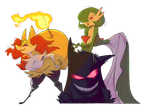 You came to the wrong Tournament, Pokkenfricker by SLB-CreationS