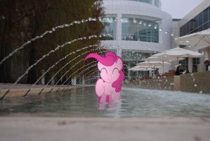 Pinkie Pie Emerges by UtterlyLudicrous