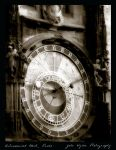 Astronomical Clock by kaiack