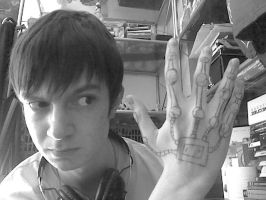 Bionic Hand? by Wasjig