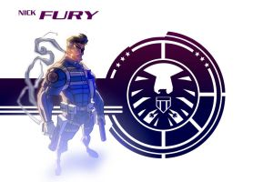 Nick full of Fury by Zeigler