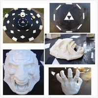 Ganondorf's Execution Sculpture (In The Works) by Xaveric