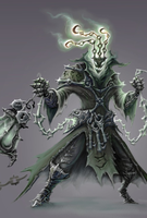 Thresh - Leauge of legends by Runningboxdesign