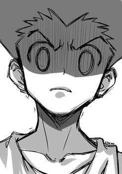 Gon by Lislyn
