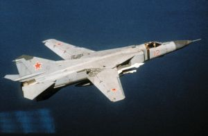 Mikoyan-Gurevich MiG-23 by FPSRussia123
