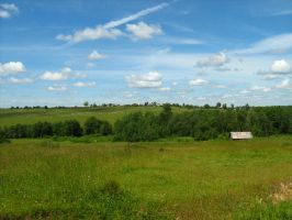 rural landscape by photoyogin