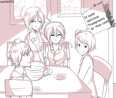 AT-Dinner by vanille913