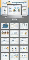 SocialDecks Powerpoint Template by kh2838
