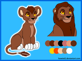 [CLOSED] Lion Adoptables by Howie62