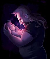 Babies ever after by kaileighblue