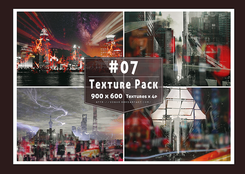 #07 Texture Pack by Bai by Siguo