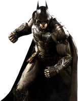Batman Arkham Knight - Render by Ashish-Kumar