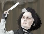 Sweeney Todd by SHANNY451