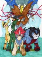 Thundercats? by Ford1114