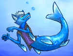 Sea Dog by k-i-t