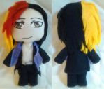 Contest Prize: OC Nick Mini Plush ver.2 by mihijime