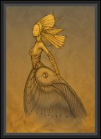 .: Imperial Butterfly :. by hypnothalamus