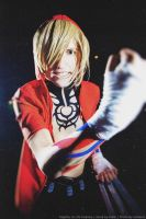 Gunji Fist by Indie-vampire