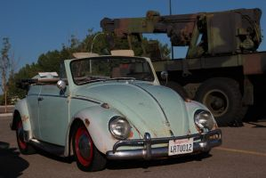 Patina'd Cabriolet by KyleAndTheClassics