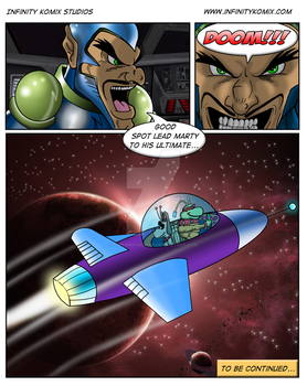 Marty the Martian page 4 by superman200er0