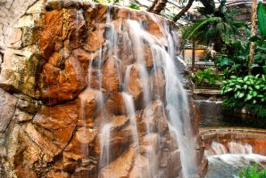 Smooth Waterfall by eanimusic