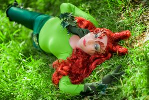 Poison Ivy by LaughingLotusCosplay