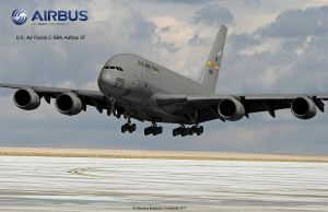 EADS C-58A Airbus ST for USAF by Bispro
