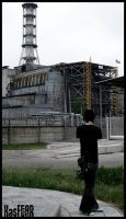 Me at Chernobyl by KasFEAR