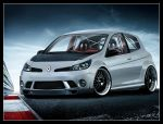 Renault Clio III by Pilar-Creations