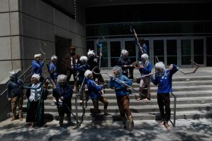 AX13-Jack Frost Group by moonymonster