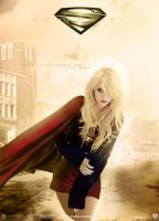 Supergirl movie - new Poster by Imperium-Hero
