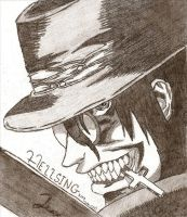 Hellsing by Jobii