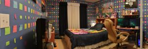 2013 Room Panorama by TheBronified