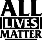 All Lives Matter 1 by SuperBillyJilly