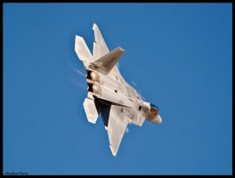 Nellis Raptor 2010 IV by AirshowDave