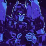 Palette #33: ultra magnus by CatusSnake