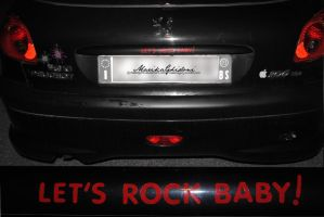 My Car ( a DMC tribute ) by MakiRepent