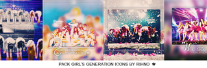 [Icon] Girl's Generation by Rihno by SuSimSi
