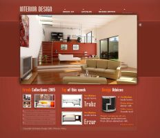 my web template by circles122345