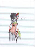 Koi Fish FanTroll for TamberMana~ by ZombieHighSchoolKid