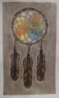 Dreamcatcher of Elements by Wursu