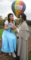 Rumbelle cosplay by Elisa-Erian