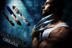 Wolverine Origins wallpaper by ashz22