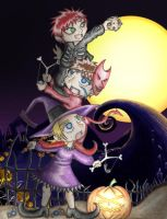 This is Halloween by VeeBunny